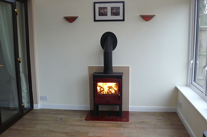 Wood Burning Fireplaces Freestanding Fireplaces