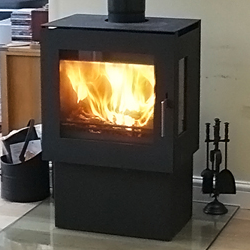 Freestanding Wood Burning Stoves | Cheshire Fitters